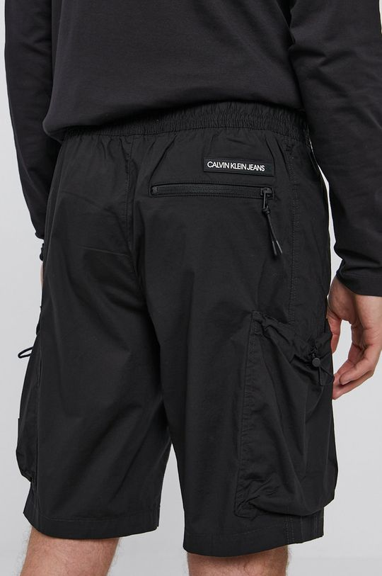Calvin Klein Jeans - Pantaloni scurti  97% Bumbac, 3% Elastan