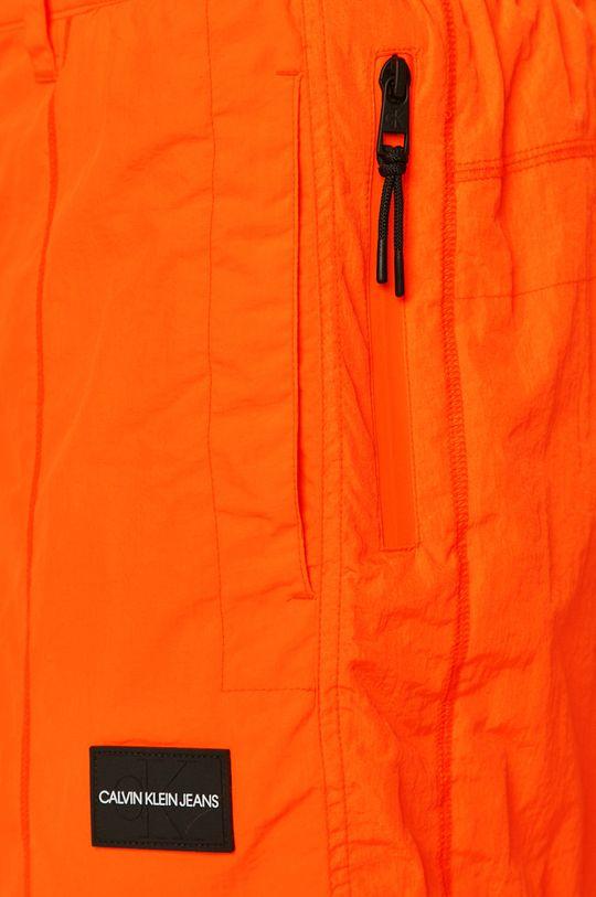 pomarańczowy Calvin Klein Jeans - Szorty