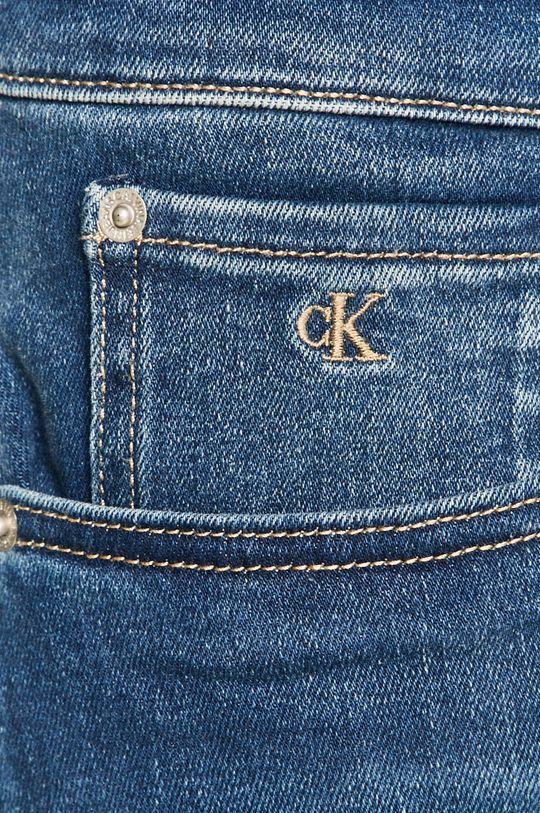 námořnická modř Calvin Klein Jeans - Džínové šortky