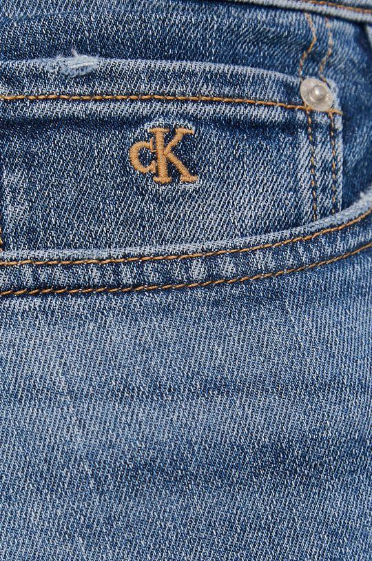 modrá Calvin Klein Jeans - Džínové šortky