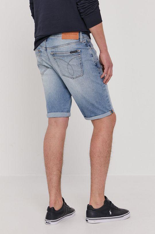 Calvin Klein Jeans - Szorty jeansowe 90 % Bawełna, 2 % Elastan, 8 % Poliester