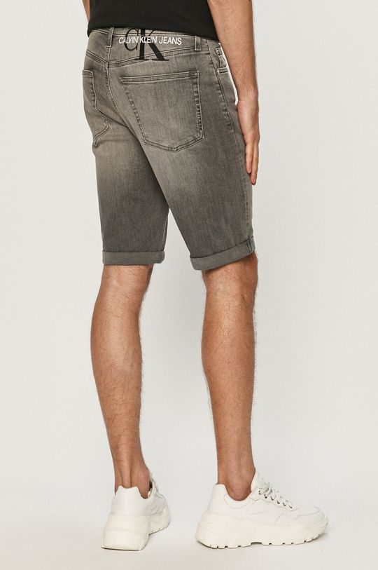 Calvin Klein Jeans - Szorty jeansowe 90 % Bawełna, 2 % Elastan, 8 % Elastomultiester