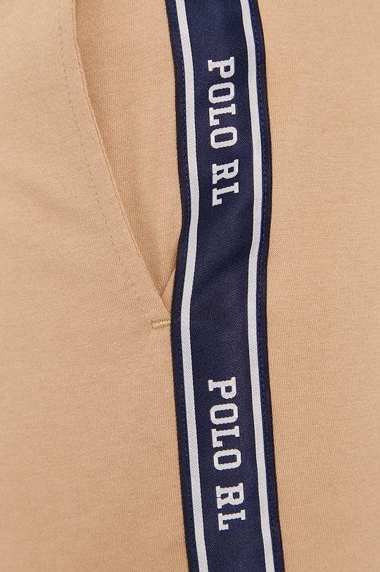 zlatohnědá Polo Ralph Lauren - Kraťasy
