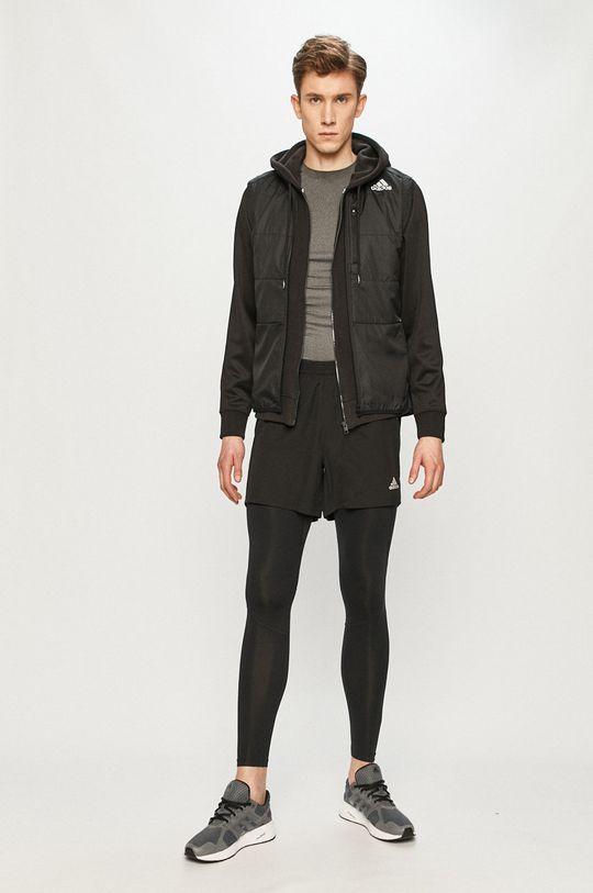 adidas Performance - Šortky čierna