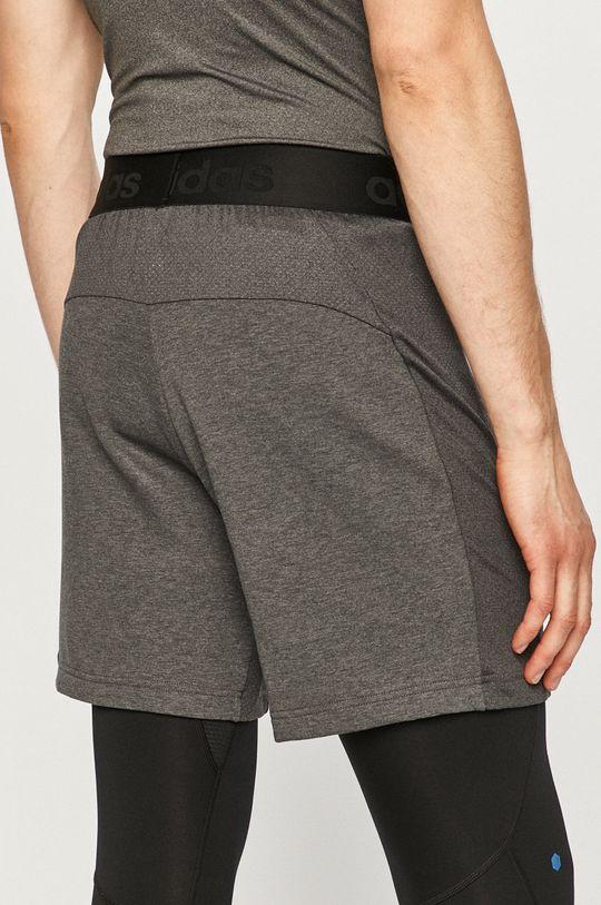 adidas - Šortky  50% Bavlna, 4% Spandex, 46% Recyklovaný polyester