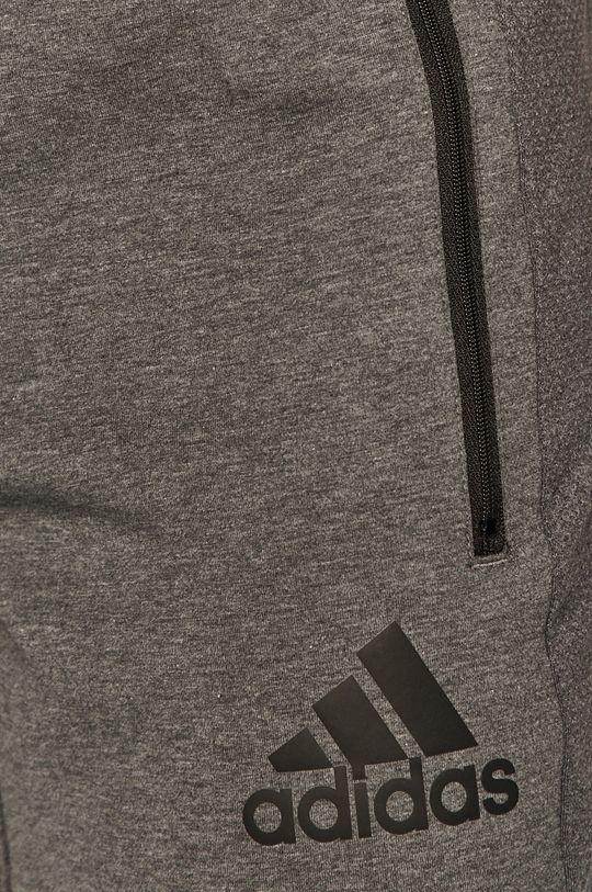 sivá adidas - Šortky