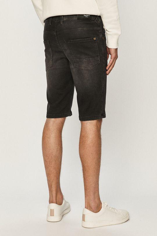 Pepe Jeans - Szorty jeansowe Jagger 72 % Bawełna, 2 % Elastan, 12 % Poliester, 14 % Wiskoza