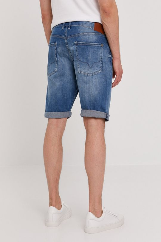 Pepe Jeans - Szorty jeansowe Callen 98 % Bawełna, 2 % Elastan