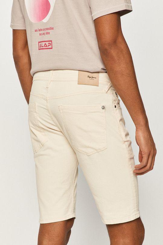 Pepe Jeans - Szorty Stanley 97 % Bawełna, 3 % Elastan