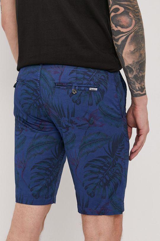 Pepe Jeans - Szorty Mc Queen Wnętrze: 65 % Bawełna, 35 % Poliester, Materiał zasadniczy: 98 % Bawełna, 2 % Elastan