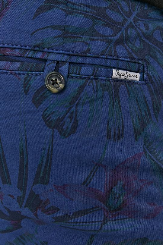 granatowy Pepe Jeans - Szorty Mc Queen