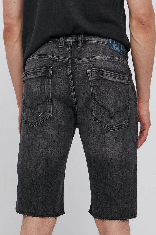 Pepe Jeans - Szorty jeansowe Stanley 98 % Bawełna, 2 % Elastan