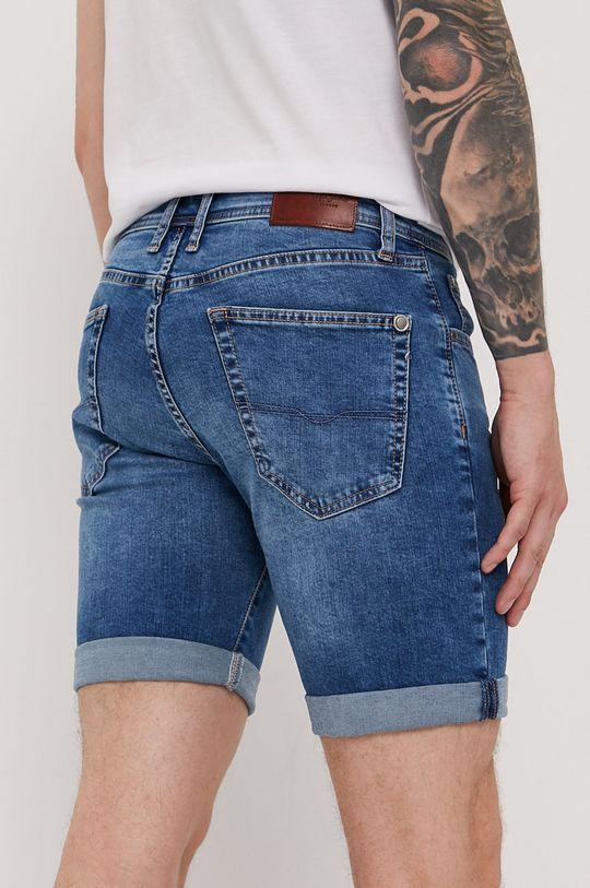 Pepe Jeans - Szorty jeansowe Cane 97 % Bawełna, 3 % Elastan
