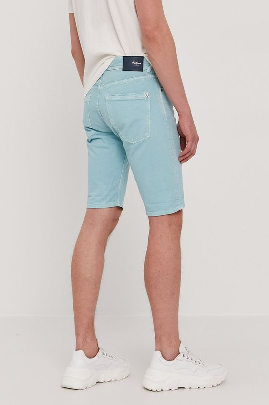Pepe Jeans - Szorty jeansowe Stanley 100 % Bawełna