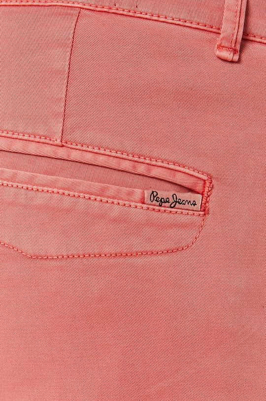 ostry różowy Pepe Jeans - Szorty Blackburn