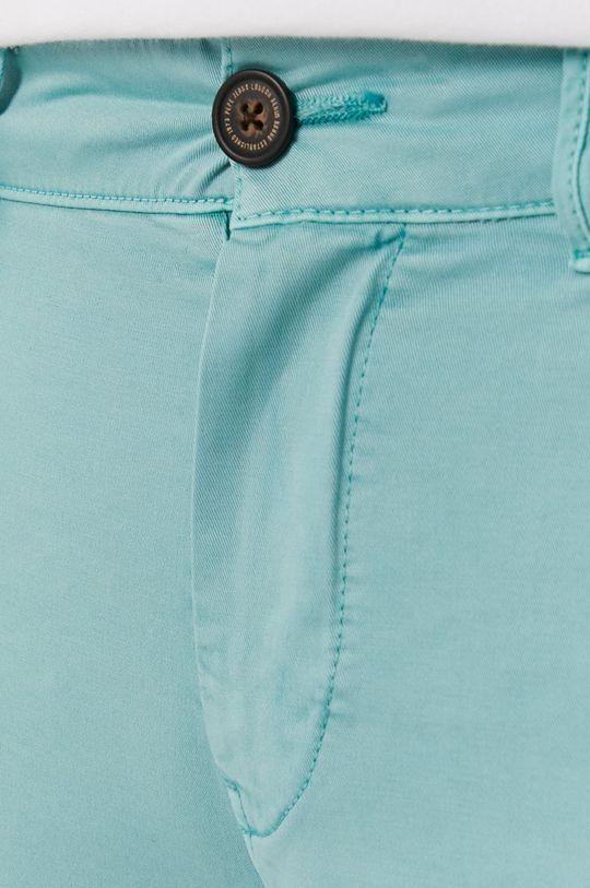 jasny turkusowy Pepe Jeans - Szorty Blackburn