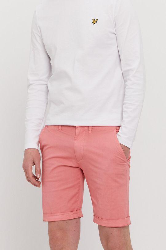 ostry różowy Pepe Jeans - Szorty Queen Męski