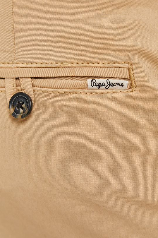 zlatohnědá Pepe Jeans - Kraťasy MC Queen