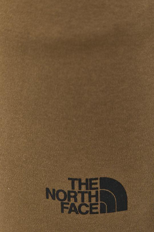 zelená The North Face - Kraťasy