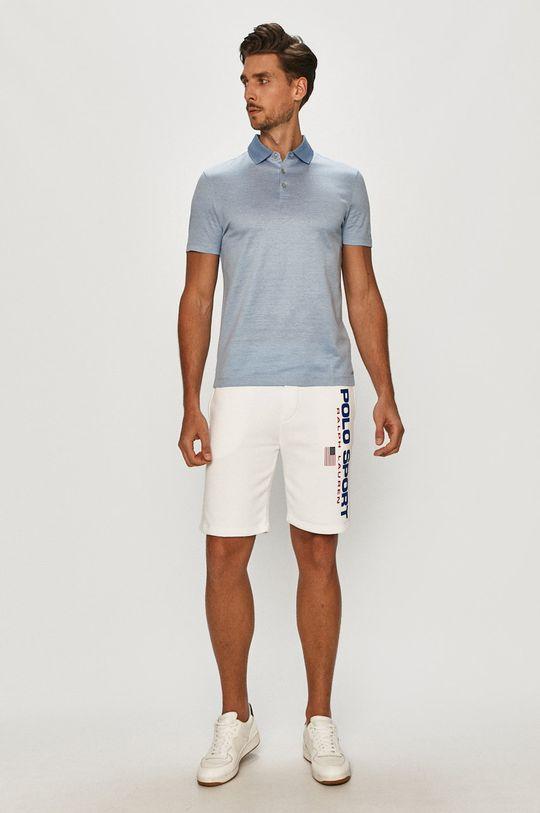 Polo Ralph Lauren - Szorty biały