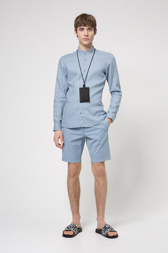Hugo - Szorty jasny niebieski