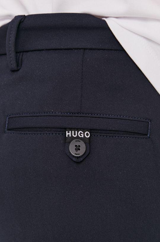 granatowy Hugo - Szorty