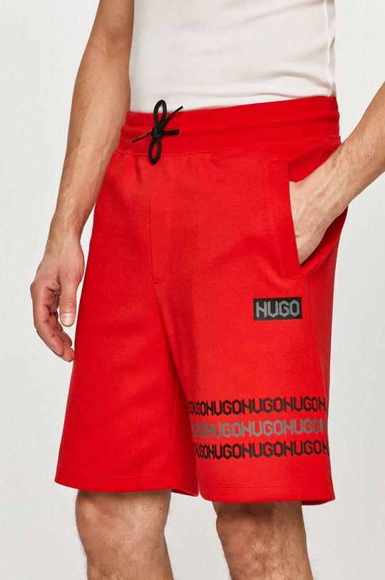 červená Hugo - Šortky Pánsky