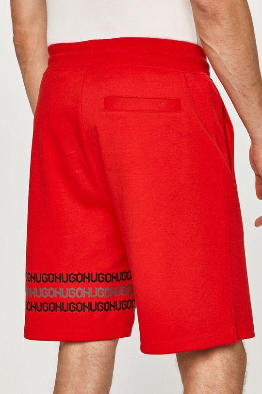 Hugo - Šortky červená