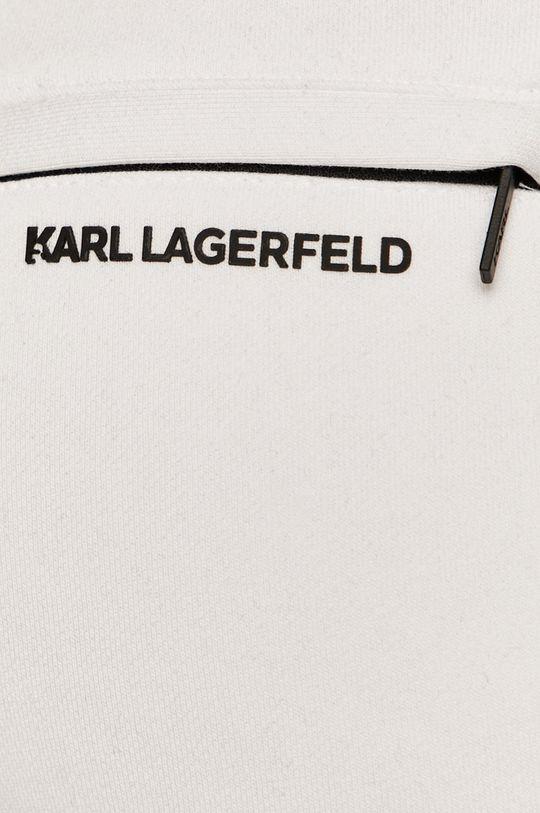 biały Karl Lagerfeld - Szorty