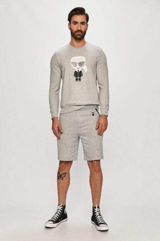 Karl Lagerfeld - Szorty szary