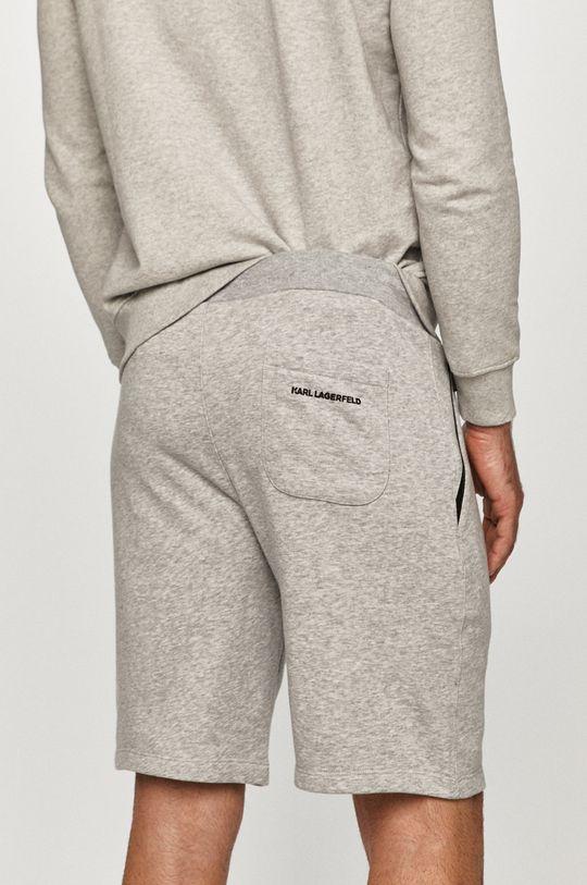 Karl Lagerfeld - Szorty 87 % Bawełna, 13 % Inny materiał