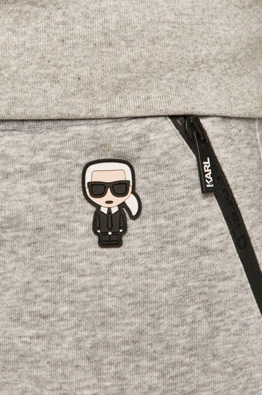 szary Karl Lagerfeld - Szorty