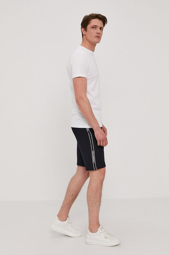 Karl Lagerfeld - Kraťasy námořnická modř