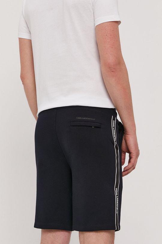 Karl Lagerfeld - Kraťasy  Podšívka: 100% Bavlna Hlavní materiál: 87% Bavlna, 13% Polyester