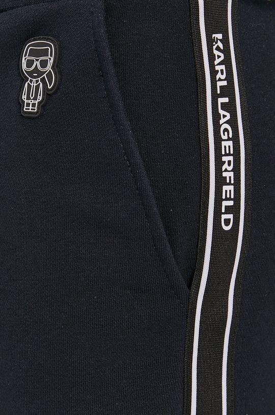 námořnická modř Karl Lagerfeld - Kraťasy