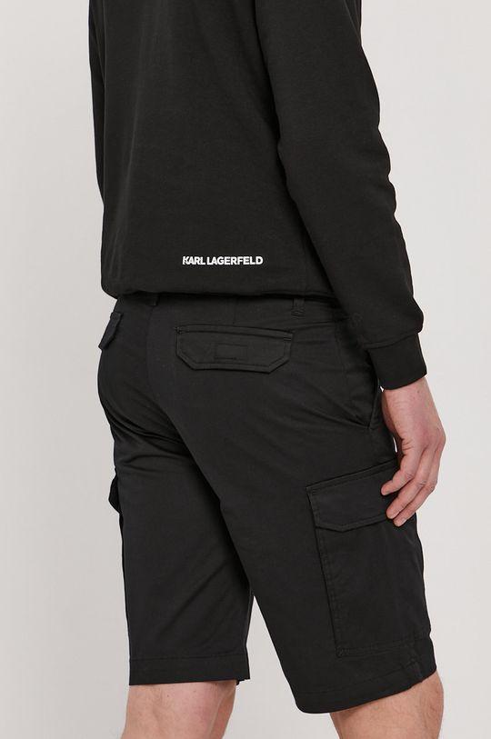 Karl Lagerfeld - Szorty 97 % Bawełna, 3 % Elastan