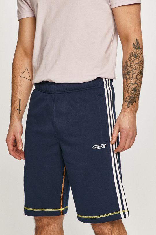 námořnická modř adidas Originals - Kraťasy Pánský