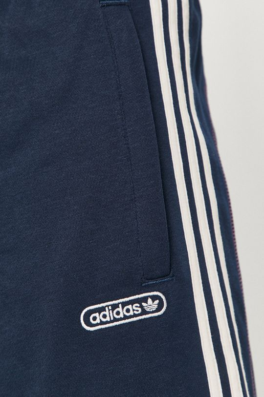 námořnická modř adidas Originals - Kraťasy