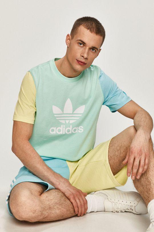 vícebarevná adidas Originals - Kraťasy