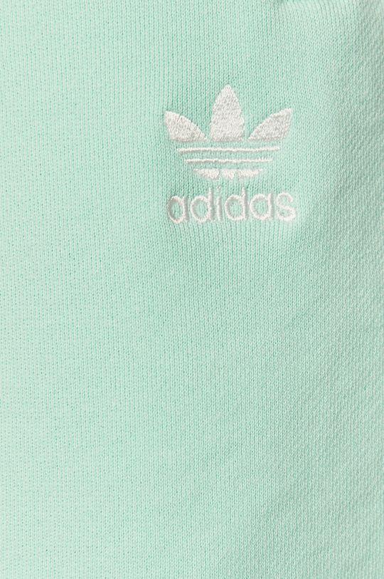 jasny turkusowy adidas Originals - Szorty