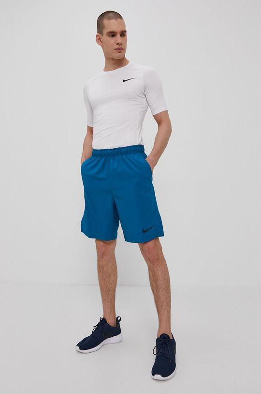 niebieski Nike - Szorty Męski