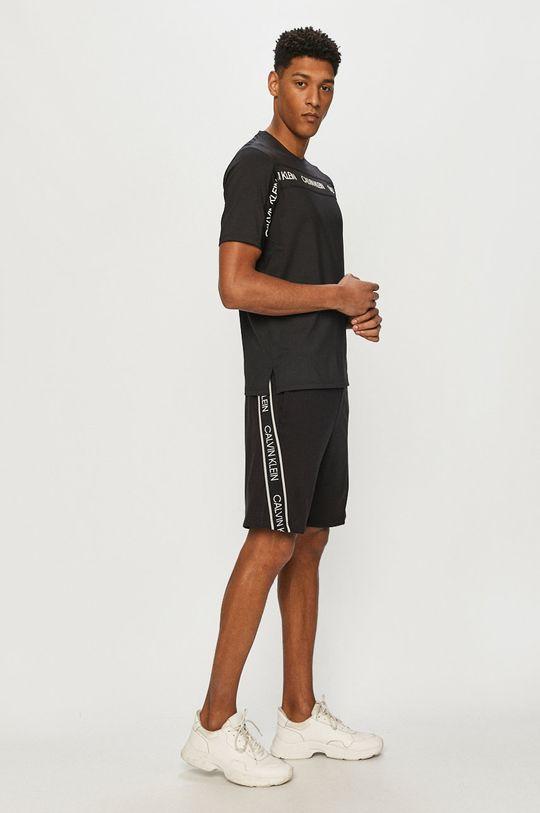 Calvin Klein Performance - Kraťasy černá