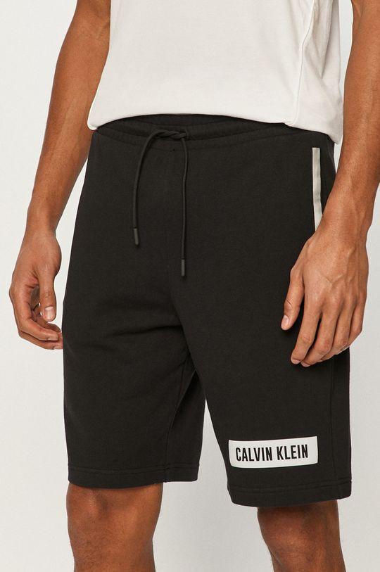 černá Calvin Klein Performance - Kraťasy Pánský