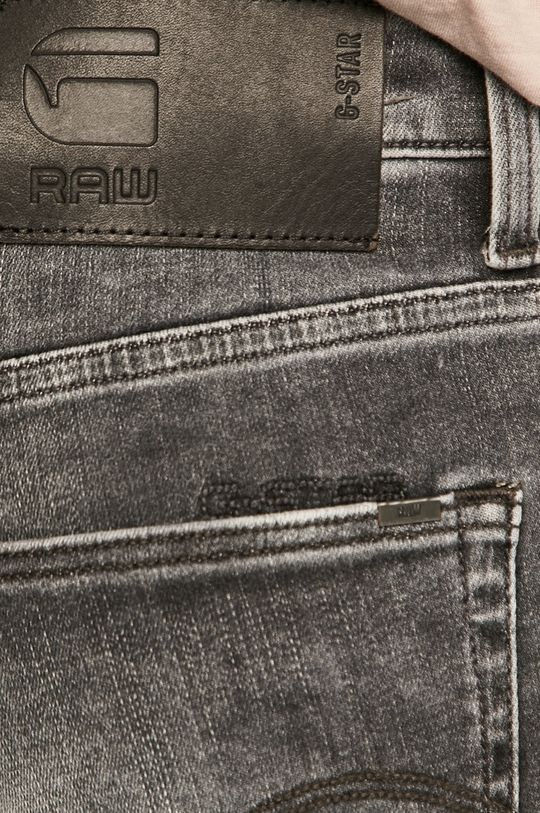 sivá G-Star Raw - Rifľové krátke nohavice