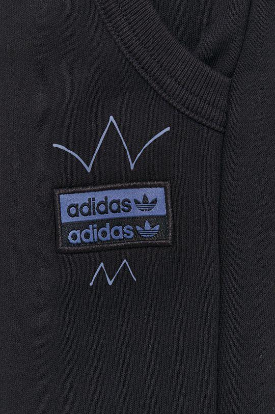 černá adidas Originals - Kraťasy