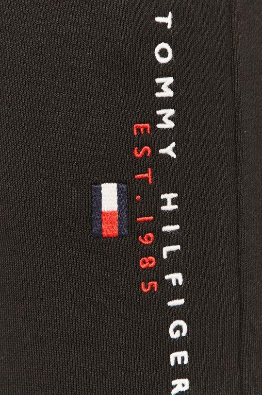 czarny Tommy Hilfiger - Szorty