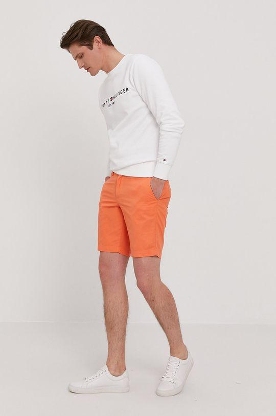 Tommy Hilfiger - Pantaloni scurti mandarin