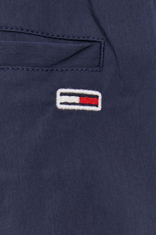 Tommy Jeans - Szorty 65 % Bawełna, 2 % Elastan, 33 % Poliamid