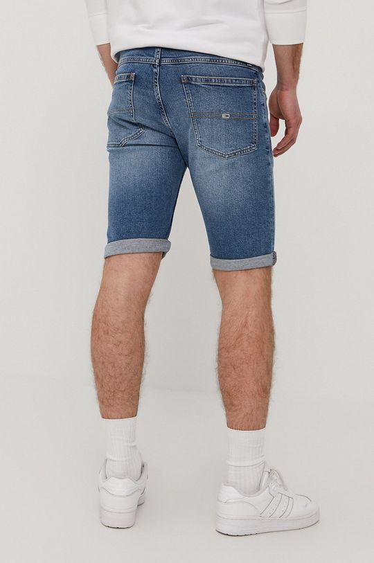 Tommy Jeans - Szorty jeansowe 1 % Elastan, 99 % Bawełna