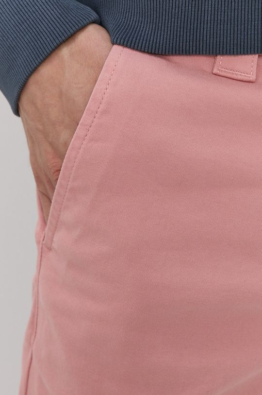 ružová Tommy Jeans - Šortky
